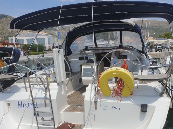 The best way to experience Primošten, HR is by sailing