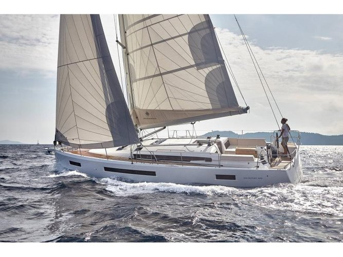 Enjoy Skiathos, GR to the fullest on our comfortable Jeanneau Sun Odyssey 490