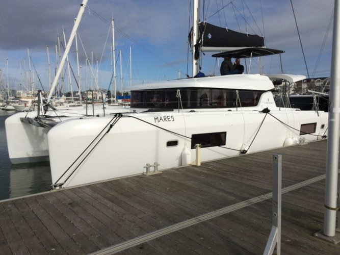 Experience Malaga on board this elegant sailboat