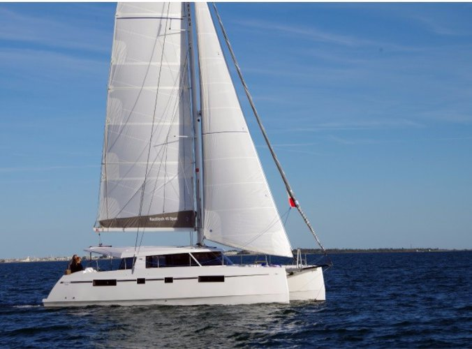 Make your Escape to Annapolis on this Beautiful Nautitech 46 !