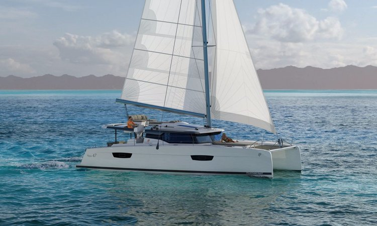 Ideal Catamaran for Fun holidays in Bahamas with family and friends !