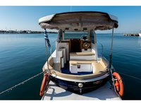 The perfect boat to enjoy everything Kavala, GR has to offer
