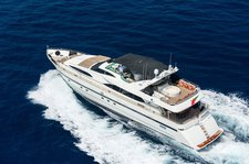 Ride this Azimut into the sunset!