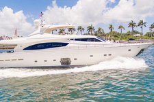 88' Ferretti - TAX INCLUDED - Don't Just Rent a Yacht. Rent a Luxury Yachting Experience!