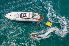 60' Predator - TAX INCLUDED - Don't Just Rent a Yacht. Rent a Luxury Yachting Experience!