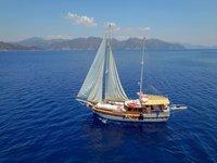 Charter this amazing  Gulet - Perla del Mar 1 in Marmaris, TR