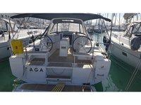Rent this Beneteau Oceanis 38.1 for a true nautical adventure