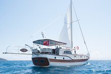 Explore Turkey on this comfortable gulet for charter