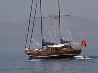 Have fun in the sun on this amazing gulet charter in Bodrum