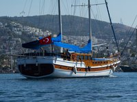 Get on the water and enjoy Turkey aboard this amazing gulet
