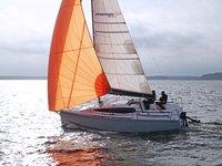 Hop aboard this amazing sailboat rental in Węgorzewo!