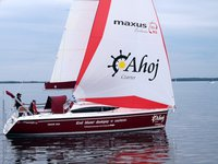 This sailboat charter is perfect to enjoy Wilkasy