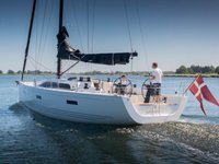 Get on the water and enjoy Lavrion in style on our X-Yachts Xp 44