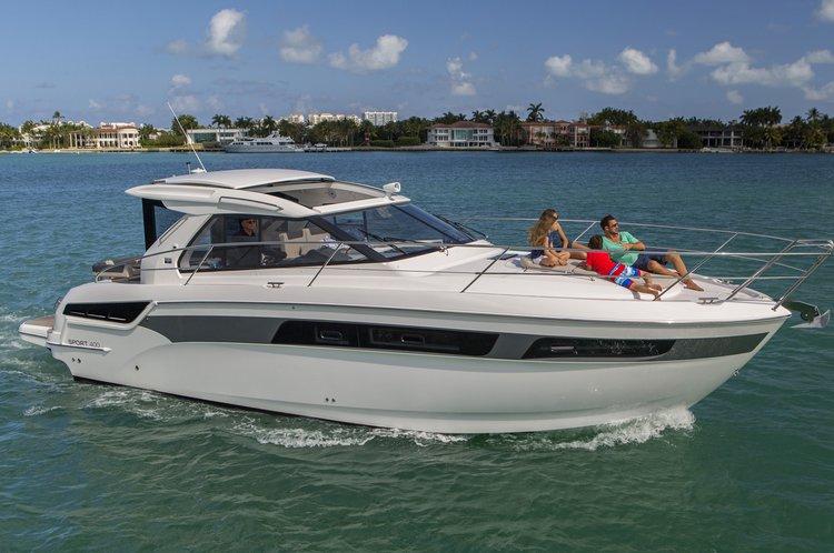 Motor yacht boat rental in Monty's Coconut Grove, FL