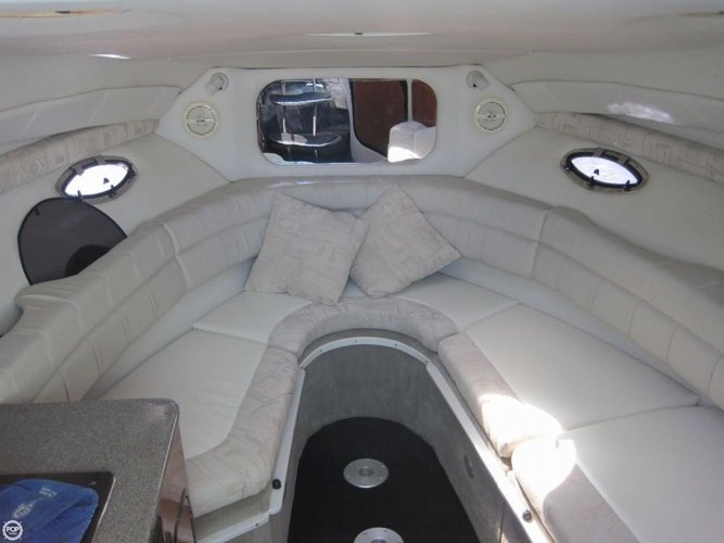 Discover Corfu surroundings on this 290 CR Crownline boat