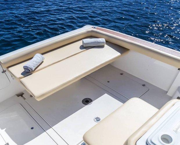 Boat rental in Ibiza,