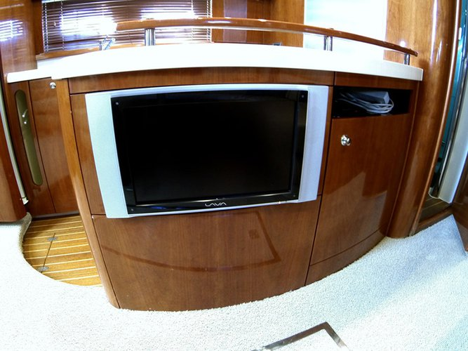 Discover Šibenik region surroundings on this Fairline Targa 52 GT Fairline Boats boat