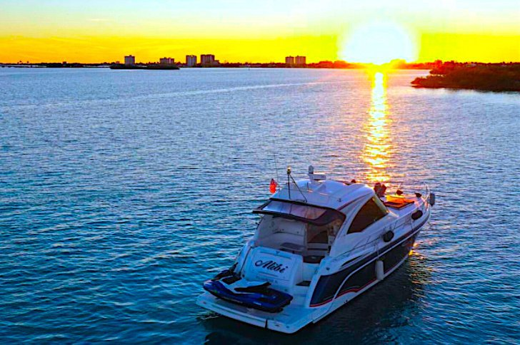 Motor yacht boat rental in Bill Bird Marina - Haulover Beach Park, FL