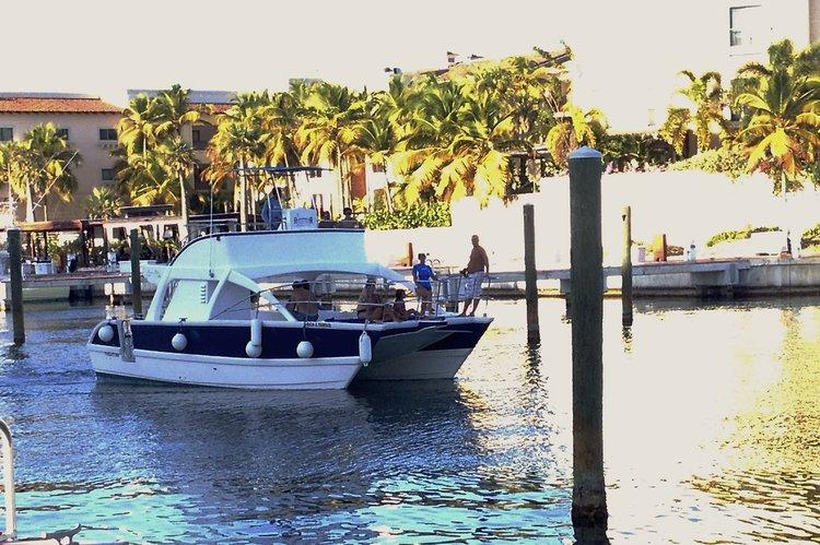 Boat for rent Laggon 36.0 feet in Marina Cap Cana, Dominican Republic