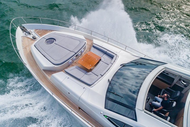 Boat for rent Pershing 80.0 feet in MBM - Miami Beach Marina, FL