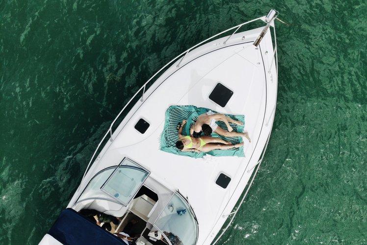 Rinker's 36.0 feet in Miami