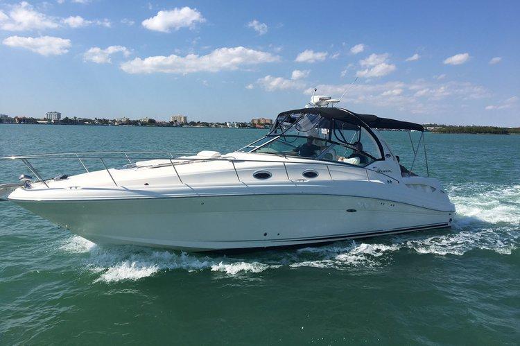 Amazing Luxury Sport Yacht