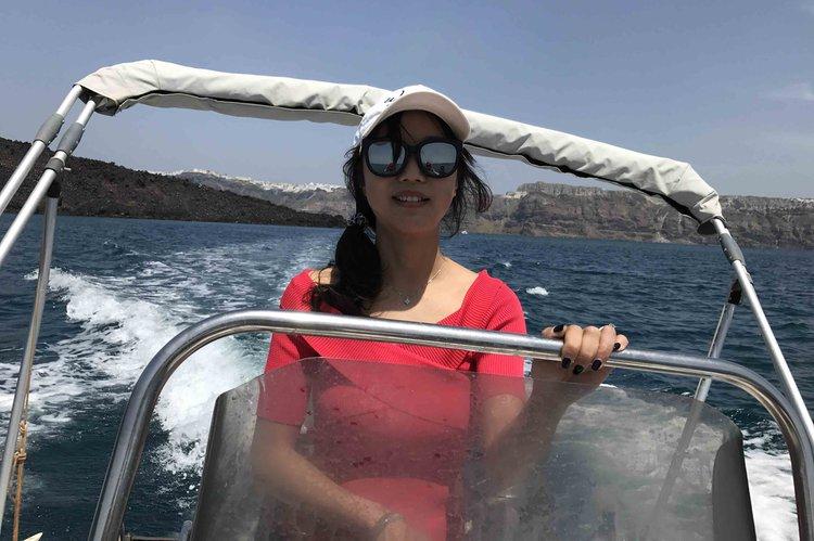 Volos Marine's 15.0 feet in Santorini - Vlichada