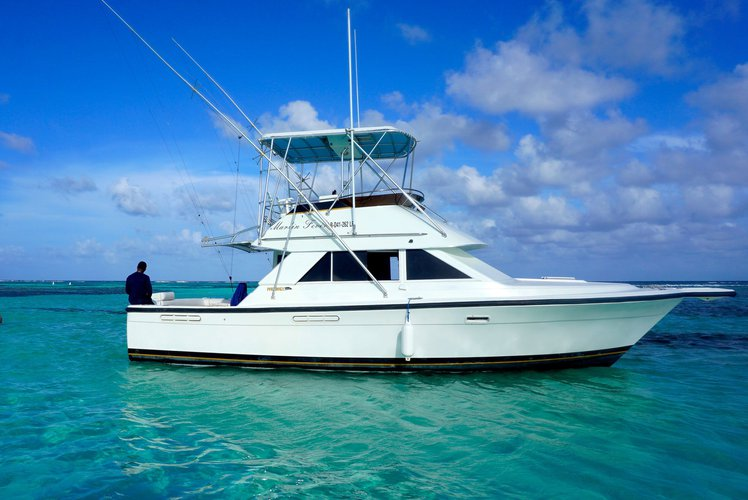 Enjoy sport fishing in  Punta Cana !!
