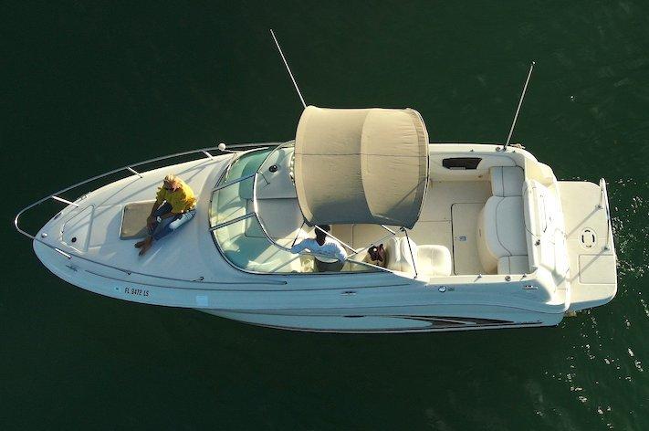 Boat rental in la altagrancia,
