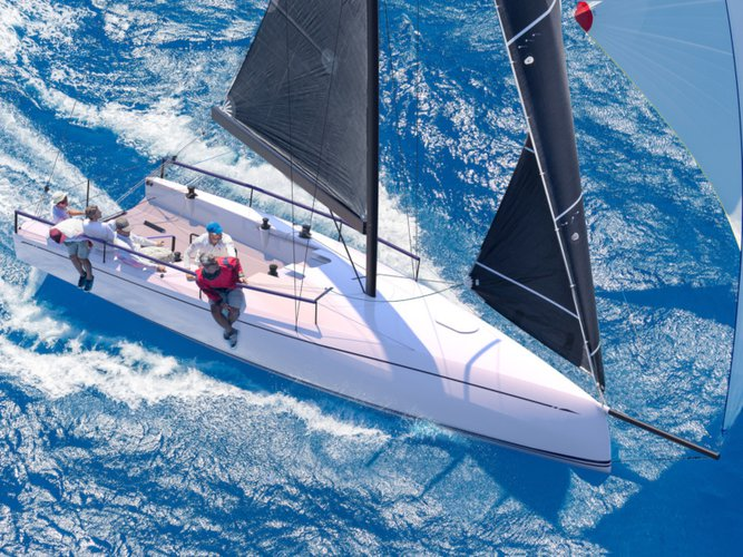 Rent this  ClubSwan 36 for a true nautical adventure