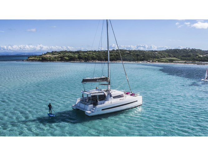 The best way to experience Pula is by sailing