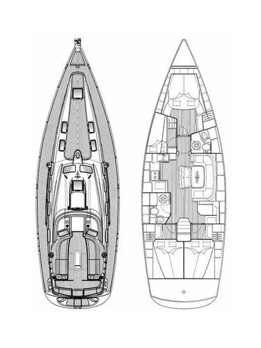 Boat for rent Bavaria Yachtbau 47.0 feet in Marina Mandalina, Sibenik, Croatia