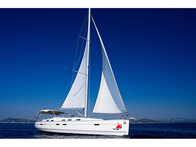 Jump aboard this beautiful Bavaria Yachtbau Bavaria 50 C