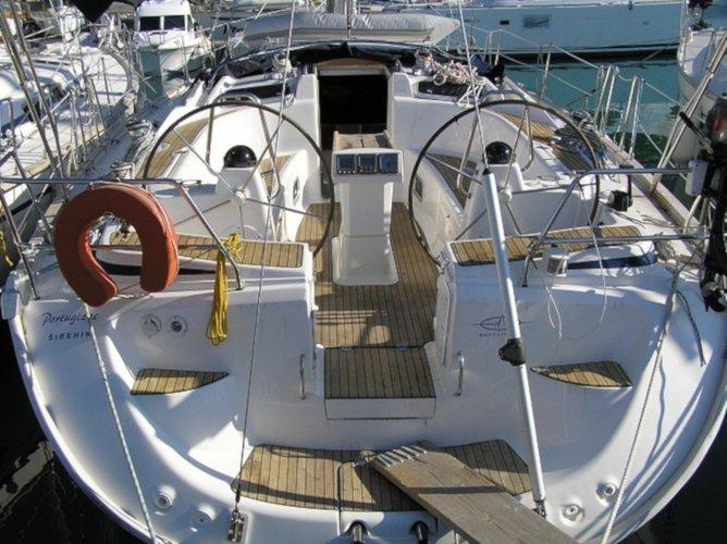 Experience Split on board this elegant sailboat