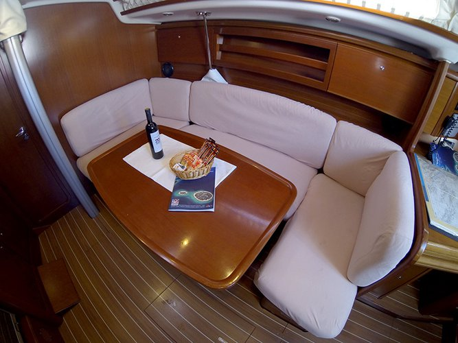 Boat for rent Cantiere Del Pardo (Grand Soleil) 38.0 feet in Marina Mandalina, Sibenik, Croatia