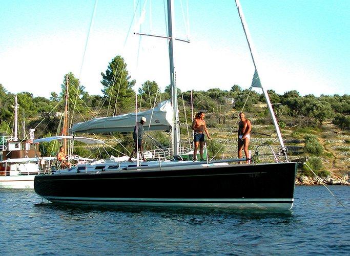Cantiere Del Pardo (Grand Soleil)'s 45.0 feet in Šibenik region
