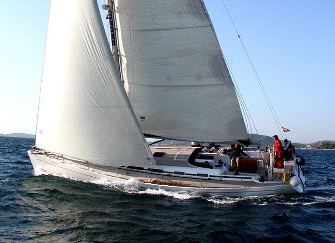 Cantiere Del Pardo (Grand Soleil)'s 55.0 feet in Šibenik region