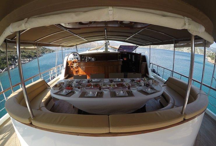 Boat for rent Custom 102.0 feet in Bodrum Marina, Turkey