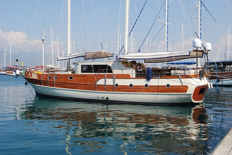 The best way to experience Turkey is by sailing