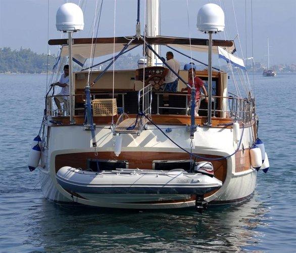 Custom's 69.0 feet in Bodrum