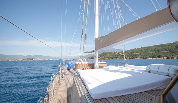 Custom's 98.0 feet in Bodrum