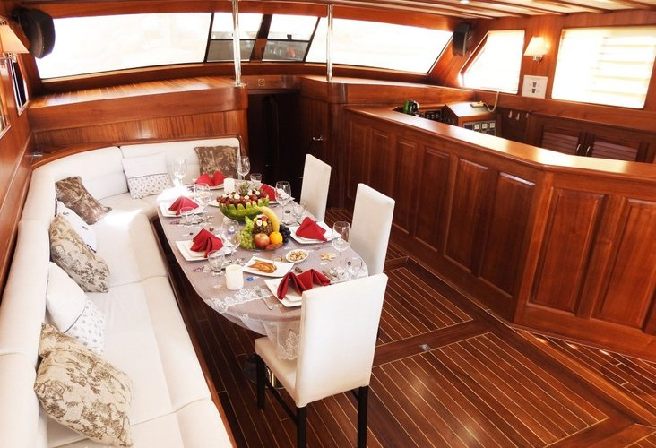 Boat for rent Custom 98.0 feet in Bodrum Marina, Turkey