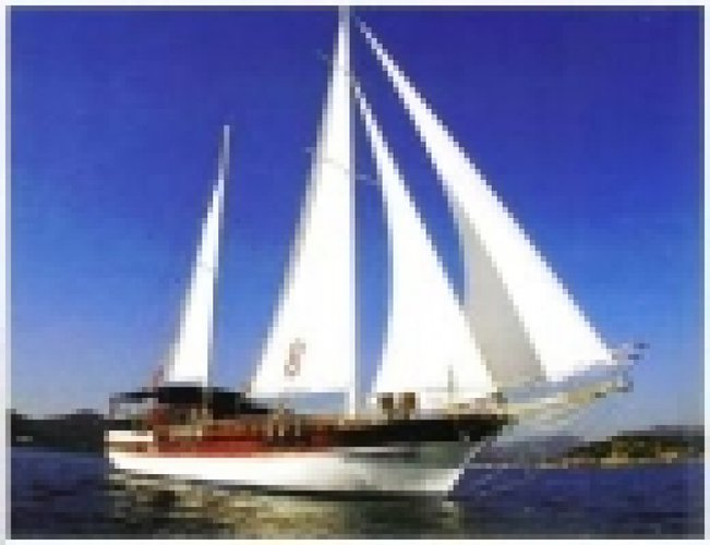 Rent this sail boat for a true boating adventure