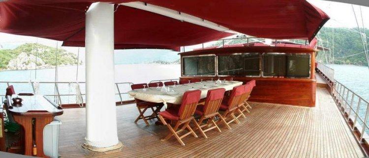 Boat for rent Custom 105.0 feet in Bodrum Marina, Turkey
