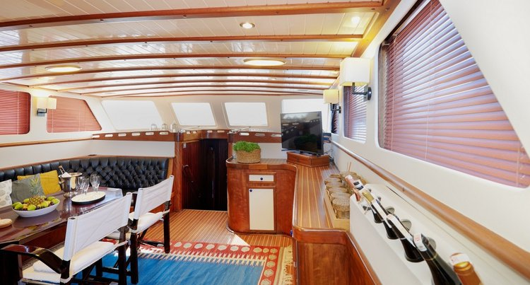 Boat rental in Bodrum,