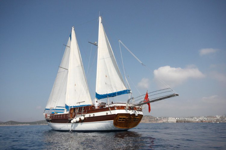 Set your dreams in motion in Turkey aboard this amazing gulet