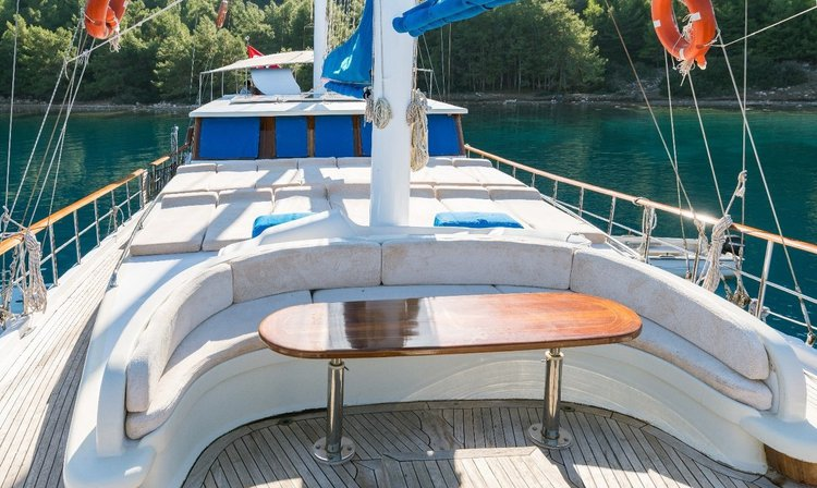 Custom's 89.0 feet in Bodrum