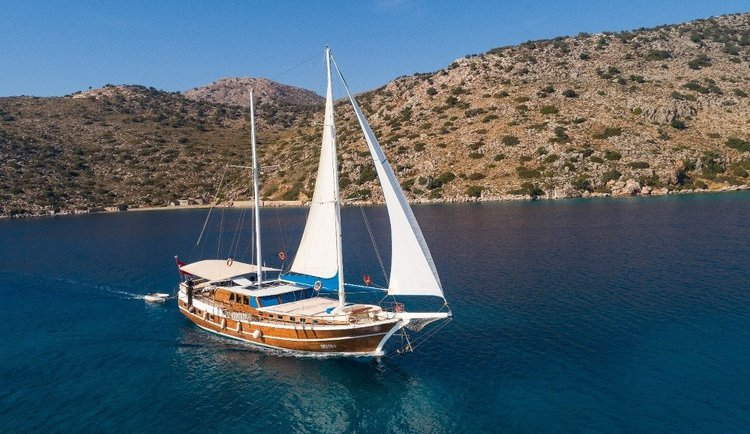 Boat for rent Custom 89.0 feet in Bodrum Marina, Turkey