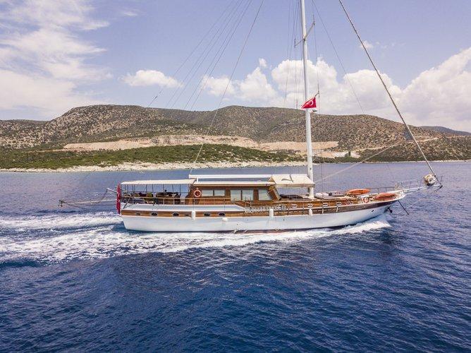 Boat for rent Custom 98.0 feet in Bodrum Marina, Turkey