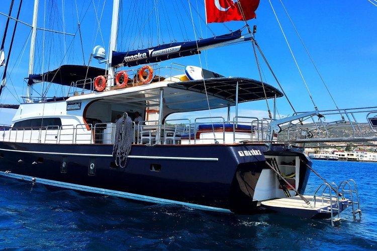 Custom's 98.0 feet in Bodrum